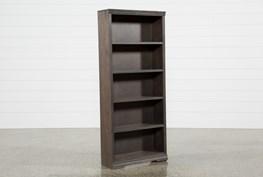 Belford 72 Inch Bookcase