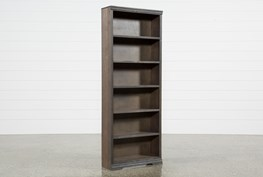 Belford 84 Inch Bookcase