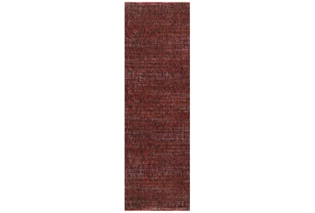 27X96 Rug-Maralina Red
