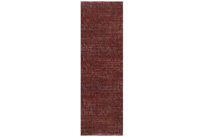 27X96 Rug-Maralina Red - 360