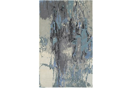 60X96 Rug-Matiz Blue/Grey
