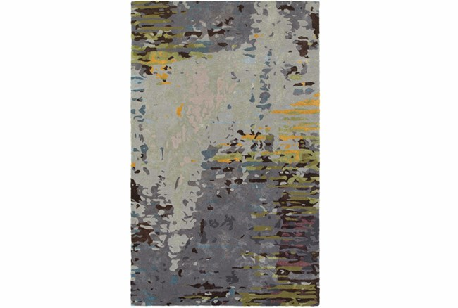 42X66 Rug-Matiz Grey/Green - 360