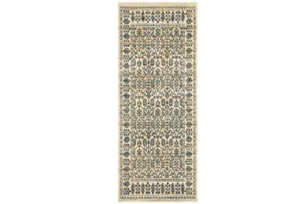 27X90 Rug-Tabitha Light Blue
