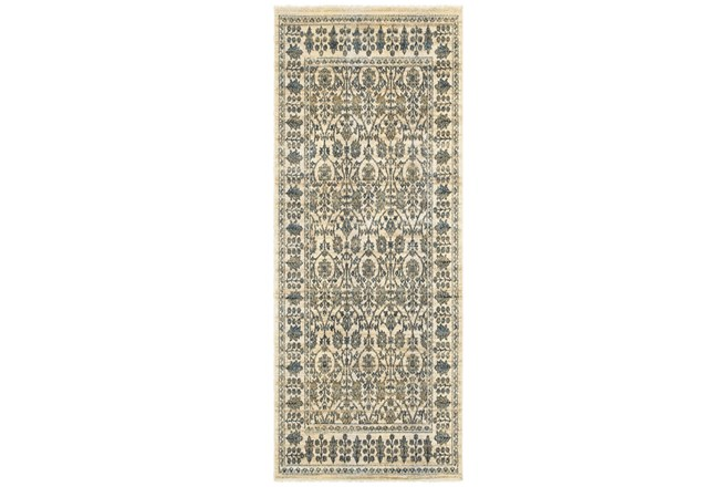 27X90 Rug-Tabitha Light Blue - 360