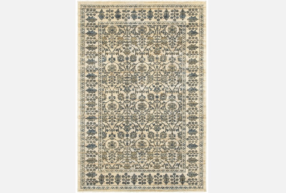 79X114 Rug-Tabitha Light Blue