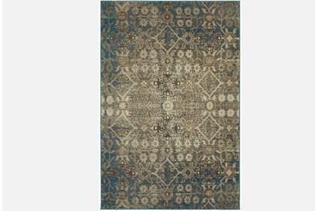 118X154 Rug-Thomas Blue