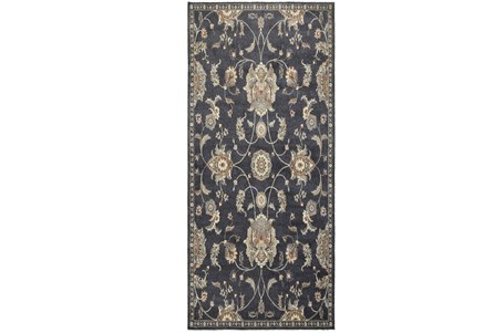 27X90 Rug-Tilly Blue