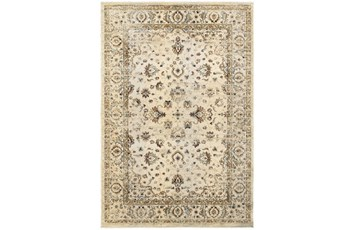46X65 Rug-Valley Tapestry Cream
