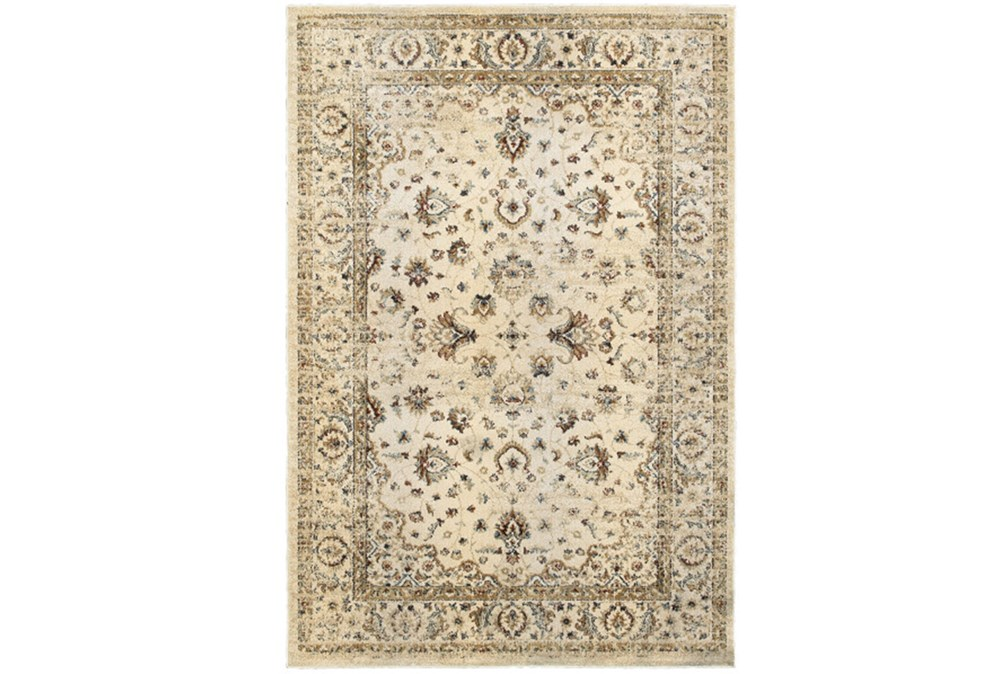 79X114 Rug-Valley Tapestry Cream