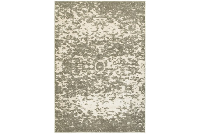 46X65 Rug-Xandra Spotted Light Grey - 360