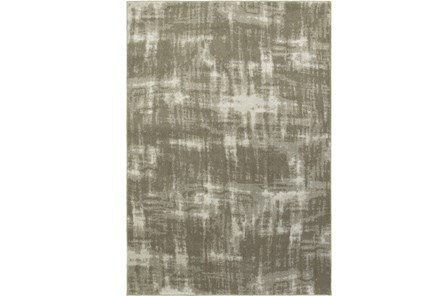 94X130 Rug-Xandra Brushed Grey - Main