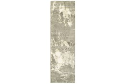 27X90 Rug-Xandra Light Grey