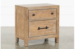 "Conrad 29"" Nightstand With USB"