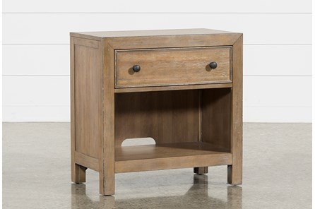 Conrad Open Nightstand - Main