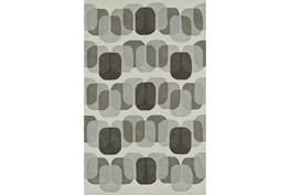 42X66 Rug-Mod Squares Linen