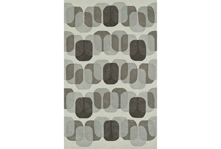 60X90 Rug-Mod Squares Linen