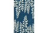 108X156 Rug-Modern Fern Baltic Blue - Signature