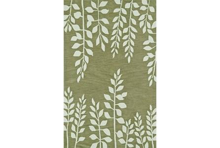108X156 Rug-Modern Fern Green