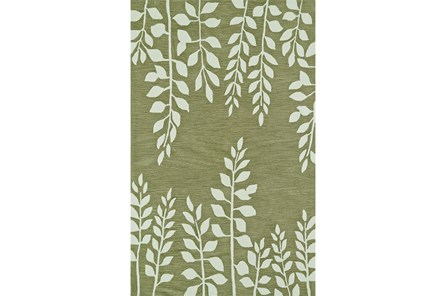 108X156 Rug-Modern Fern Green - Main