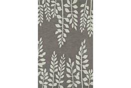 108X156 Rug-Modern Fern Graphite