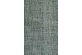 96X120 Rug-Wool Tweed Grey