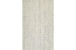 42X66 Rug-Wool Tweed Ivory