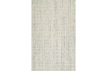 108X156 Rug-Wool Tweed Ivory