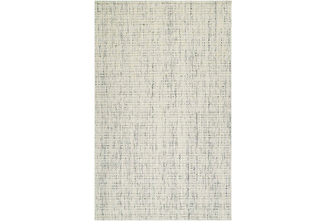 108X156 Rug-Wool Tweed Ivory - 360
