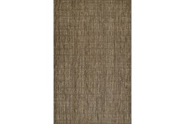 42X66 Rug-Wool Tweed Mocha