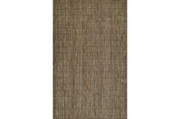 42X66 Rug-Wool Tweed Mocha