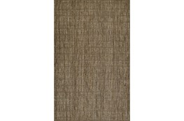 96X120 Rug-Wool Tweed Mocha