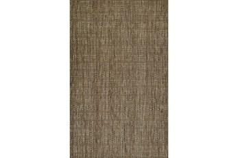 108X156 Rug-Wool Tweed Mocha