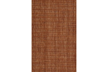 96X120 Rug-Wool Tweed Spice