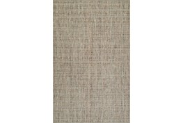42X66 Rug-Wool Tweed Taupe