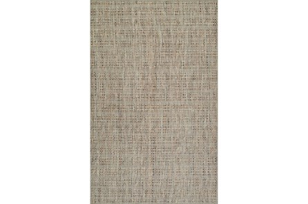 60X90 Rug-Wool Tweed Taupe