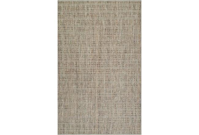 60X90 Rug-Wool Tweed Taupe - 360