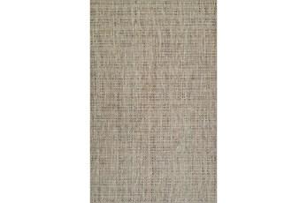 96X120 Rug-Wool Tweed Taupe