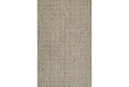 108X156 Rug-Wool Tweed Taupe