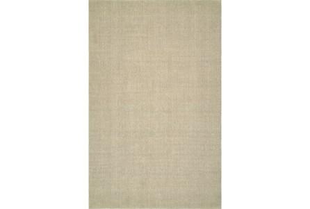 27X96 Rug-Wool Sisal Grid Ivory