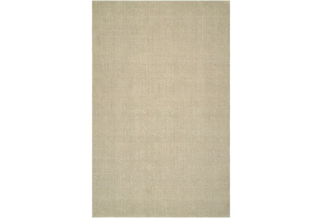 27X96 Rug-Wool Sisal Grid Ivory - 360