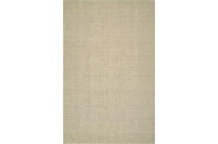 42X66 Rug-Wool Sisal Grid Ivory