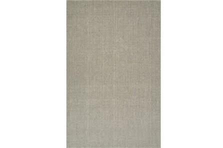108X156 Rug-Wool Sisal Grid Mushroom
