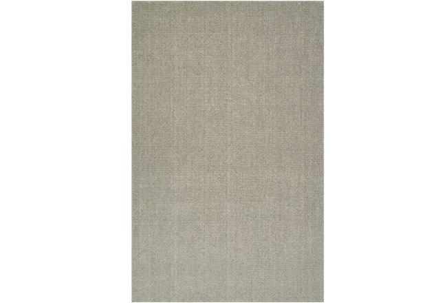 108X156 Rug-Wool Sisal Grid Mushroom - 360