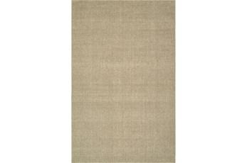 96X120 Rug-Wool Sisal Grid Oatmeal