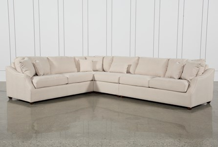 Magnolia Home Homestead 4 Piece Sectional By Joanna Gaines