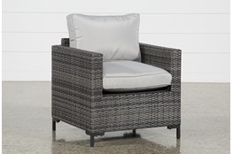 Outdoor Domingo Lounge Chair