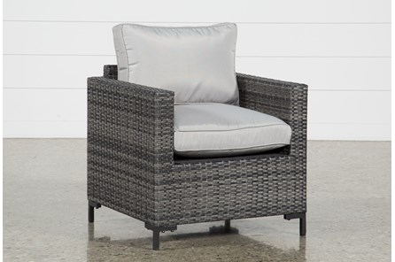 Outdoor Domingo Lounge Chair - Main