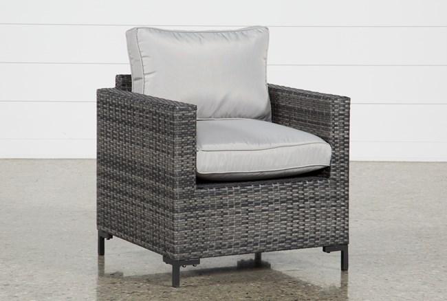 Outdoor Domingo Lounge Chair - 360