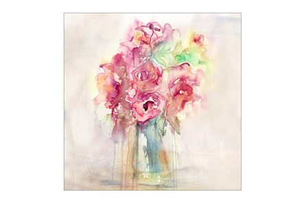 Picture-30X30 Rose Vase - Main