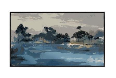 Picture-35X20 Austral Indigo Framed